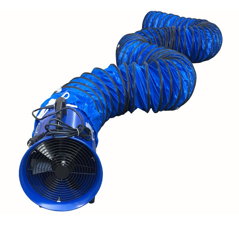 OEM Blue Portable Blower